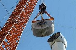 全球首创复合筒型基础整机一体化安装技术海上风机正式并网发电