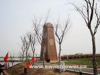 上海浦东航头镇牌楼村:地能供暖