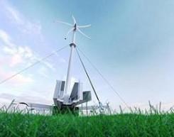 美国研制出便携式风力发电机