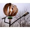景观路灯风力发电机