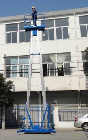 升降机,液压升降货梯
