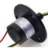 风电滑环3路5A直径22360度旋转电刷集电环 碳刷