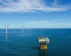 """国内首个""""百万千瓦级""""海上风电场诞生"""